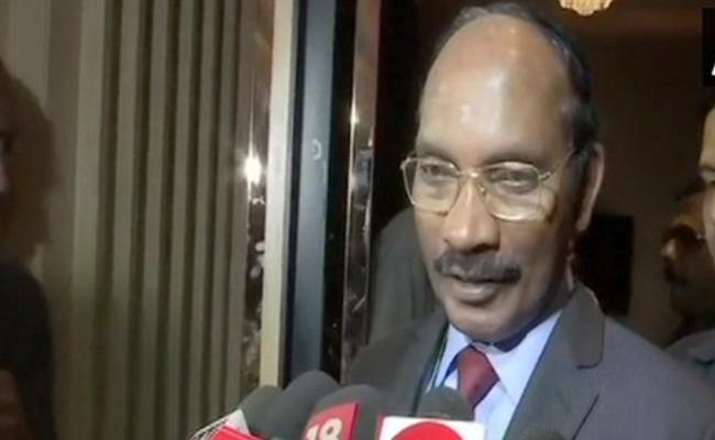ISRO Chief K Sivan Says Work On Chandrayaan Has Started   - Sakshi