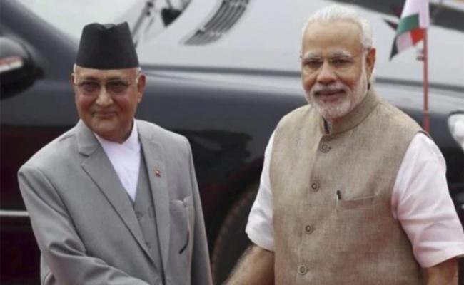 New Check Post Between Nepal-India - Sakshi