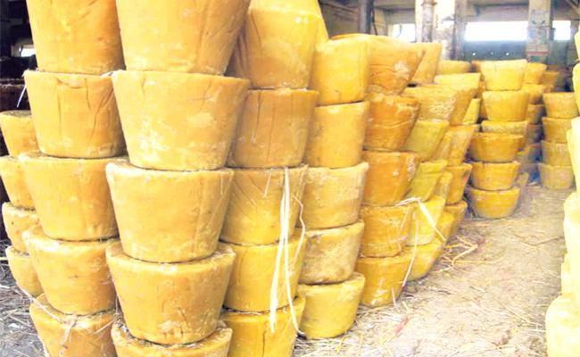 Jaggery Prices Hikes in Warangal - Sakshi