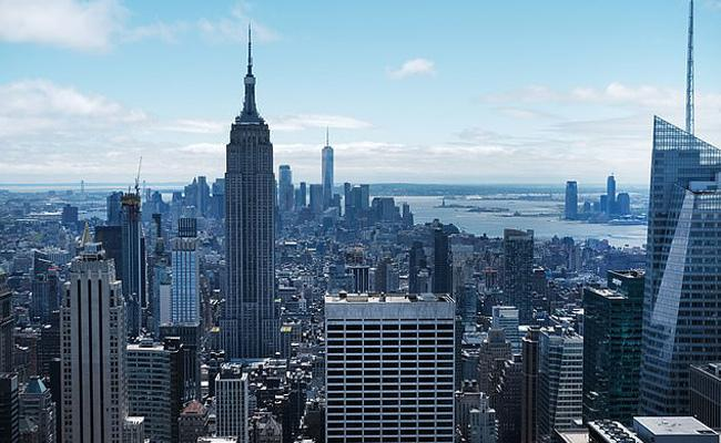How Did New York Get the Nickname The Big Apple? - Sakshi