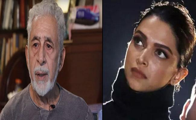 Naseeruddin Shah Says Deepika Padukone Popularity Will Not Fade After JNU Visit - Sakshi