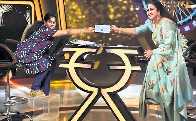 Kousalya Kharthika Wins One Crore On KBC Tamil Kodeeswari Game Show - Sakshi