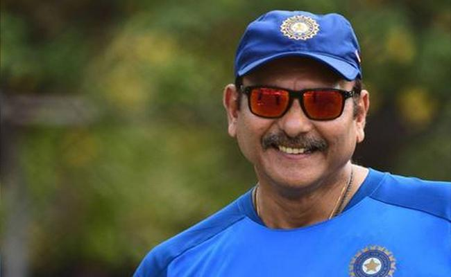 Ravi Shastri Believe Team India Will Do All To Fulfil That Ambition - Sakshi