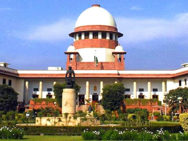 Sc Gave The Centre Four Weeks To Respond To Petitions On Caa - Sakshi