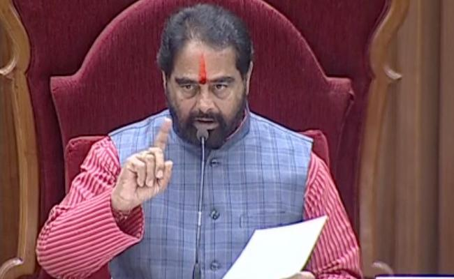 AP Speaker Recommends TDP MLAs Misconduct To Ethics Committee - Sakshi