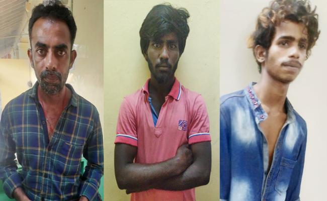 Assult on Love Couple And Molestation in Tamil Nadu - Sakshi