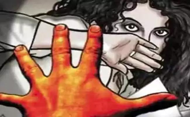 Molestation Attack on a married woman - Sakshi
