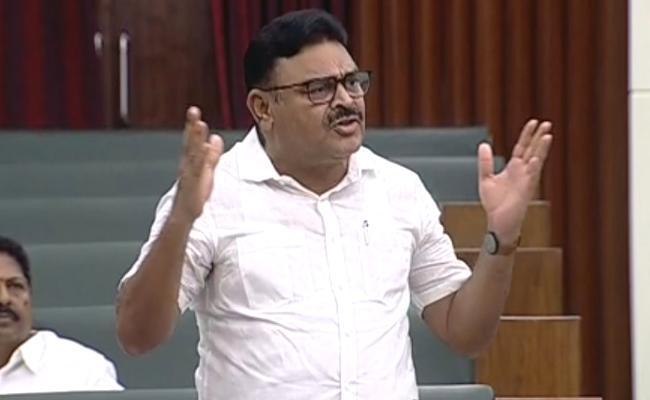 Ambati Rambabu Slams Chandrababu Naidu - Sakshi