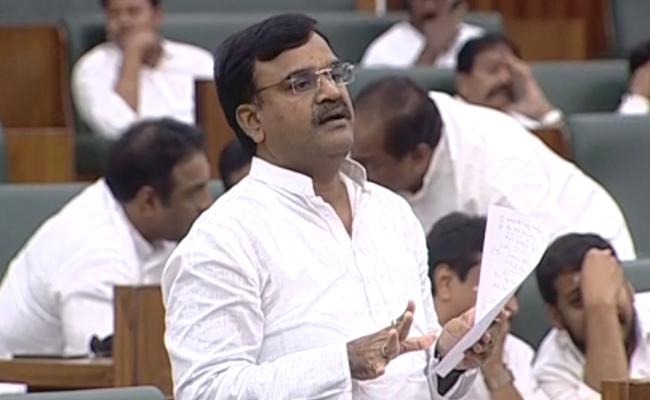 Deputy CM Amjad Basha Fires On Chandrababu Naidu - Sakshi
