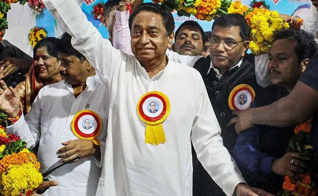 Akali Leader Slams Kamal Nath Regarding Sikh Riots - Sakshi