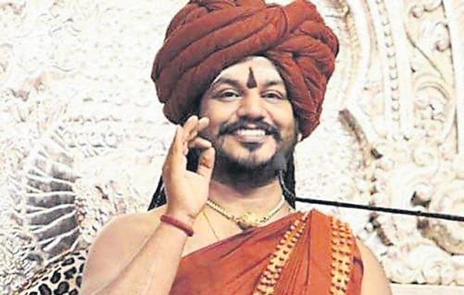Interpol notice issued for Nithyananda - Sakshi