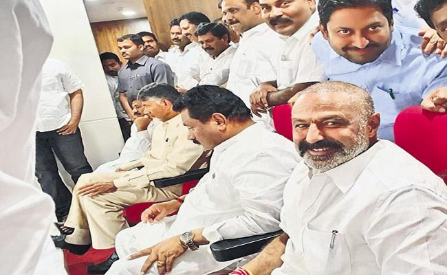 Chandrababu Over Action In Andhra Pradesh Legislative Council - Sakshi