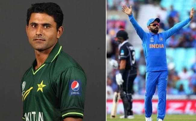 Kohli Fantastic But Lucky As Well, Razzaq - Sakshi