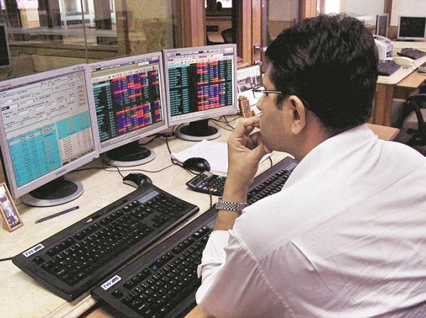 Benchmark Indices Were Trading Higher Lifted By Buying In Banks And Metal Counters - Sakshi