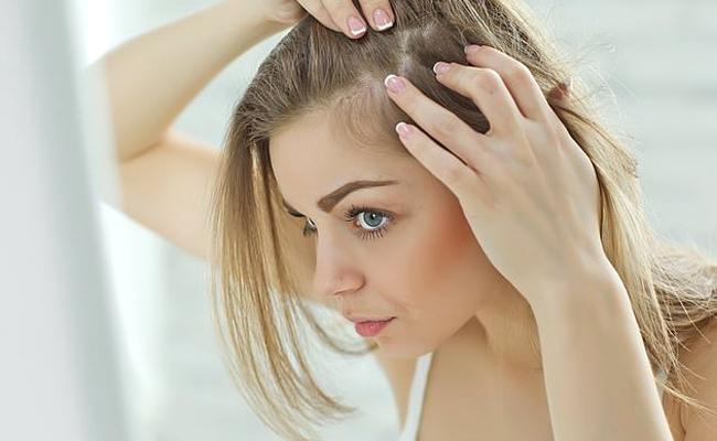 Secret Behind the Grey Hair Revealed - Sakshi
