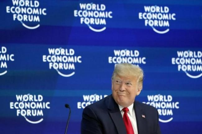 Donald Trump Says WTO Has Been Unfair For Years - Sakshi