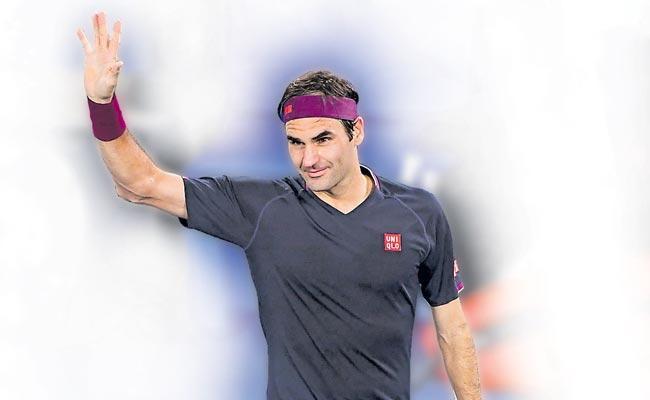 Roger Federer And Novak Djokovic Ease Into Third Round Of Australian Open - Sakshi
