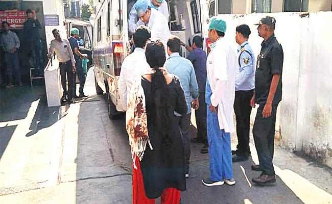 Hyderabad Traffic Police Success in Green Challange - Sakshi