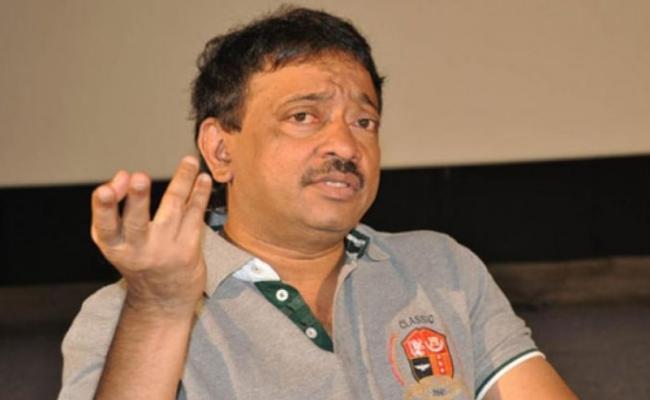 Ram Gopal Varma Comments On RK Roja And Balakrishna Selfie - Sakshi