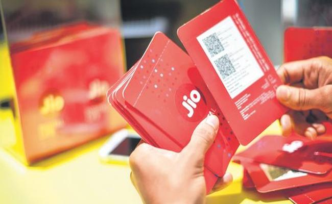 Reliance Jio clears its AGR dues of 195 crore - Sakshi