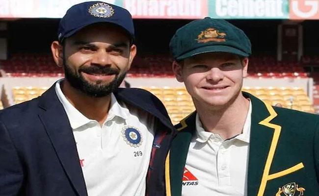 Virat Kohli An Incredible Player Says By Steve Smith  - Sakshi