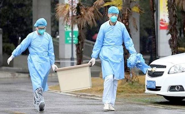 Kerala Nurse in Saudi Arabia Infected With Corona Virus - Sakshi