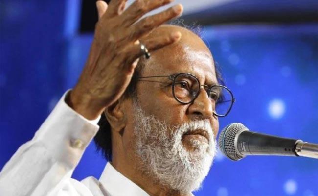 Madras High Court Dismisses Case Rajinikanth Over Periyar Remark - Sakshi