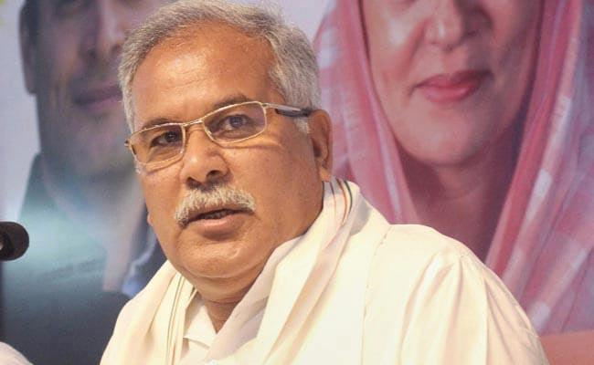Chhattisgarh CM Likens PM Modi And Amit Shah With Hitler - Sakshi