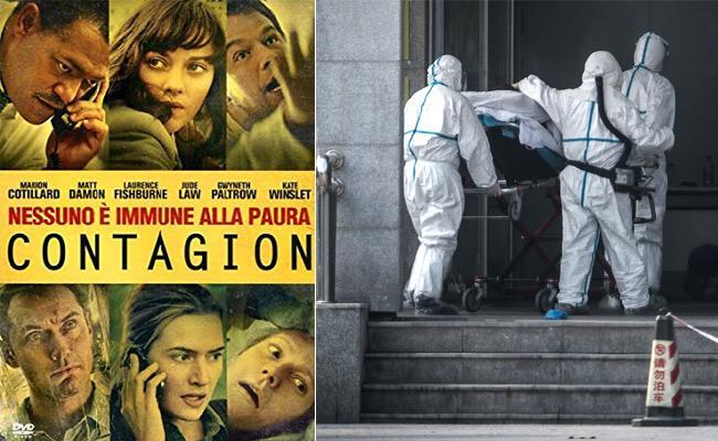 China Corona Virus Resembles Contagion Movie - Sakshi