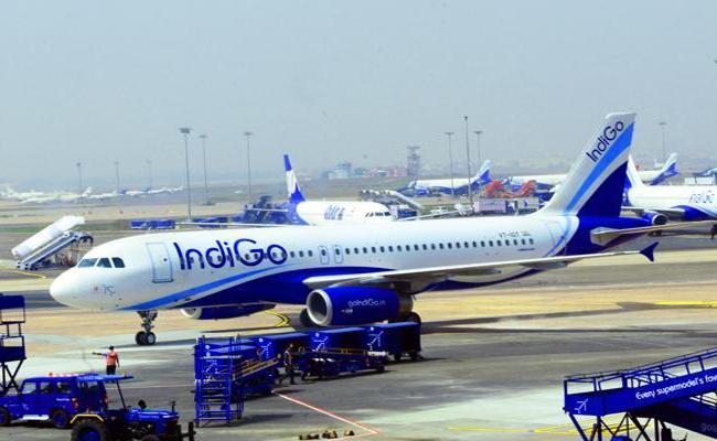 Coronavirus outbreak: IndiGo AI waives change and cancellation fee in flights connecting China     - Sakshi