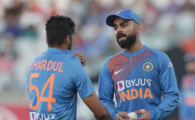 IND Vs NZ: We Enjoyed This Game, Virat Kohli - Sakshi