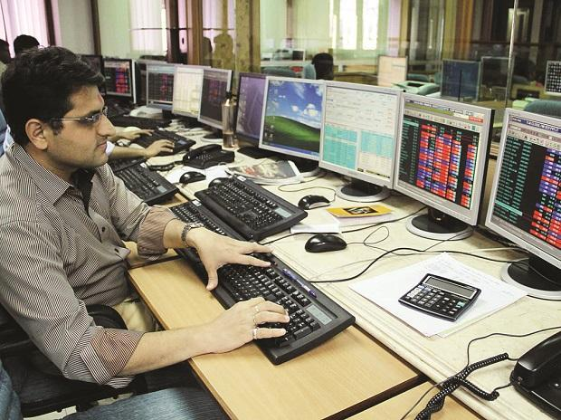 Benchmark Indices Were Tading Flat With A Positive Bias - Sakshi
