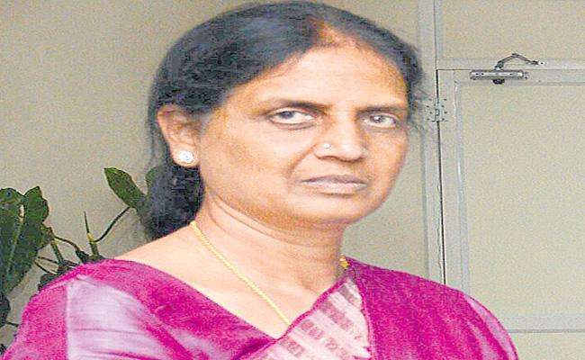 Expert Committee On Inter Results Process Says Sabitha Reddy - Sakshi