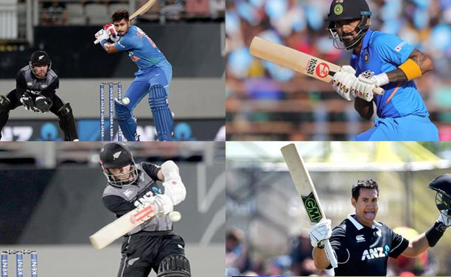 IND Vs NZ: First Instance Of Five  Fifty Plus Scores In A T20I - Sakshi
