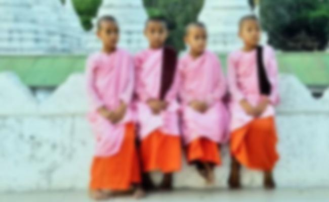 Twins Try To Fled Away To Kashmir To Become Monk In Chittoor - Sakshi