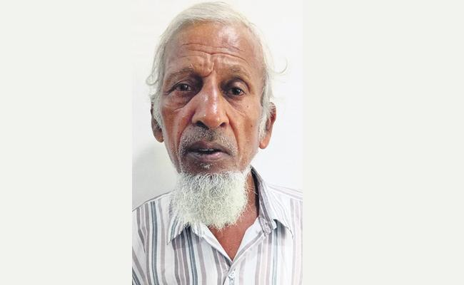 Old Man Arrest in Molestation on Girl Child Case Hyderabad - Sakshi
