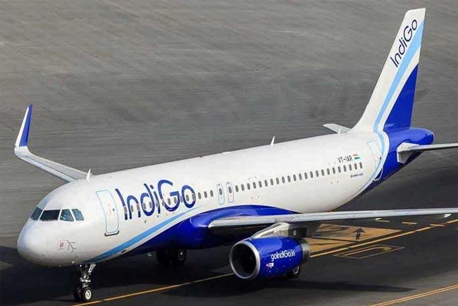 IndiGo flight's engine stalls mid-air its makes emergency landing - Sakshi