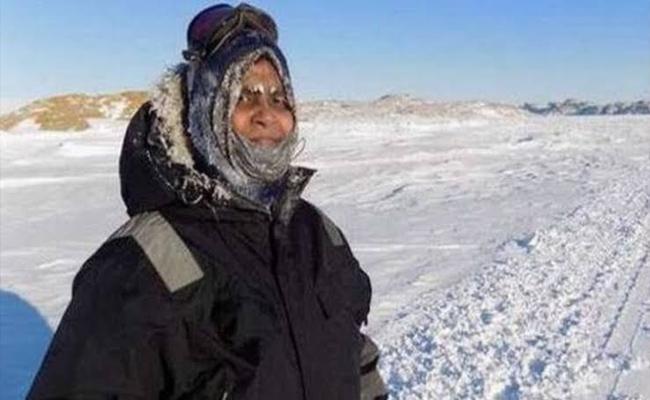 IFS Officer Shares ISRO Woman Scientist  Mangala Mani Achievement Pic - Sakshi