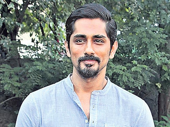 siddhartha special role in indian 2 movie - Sakshi
