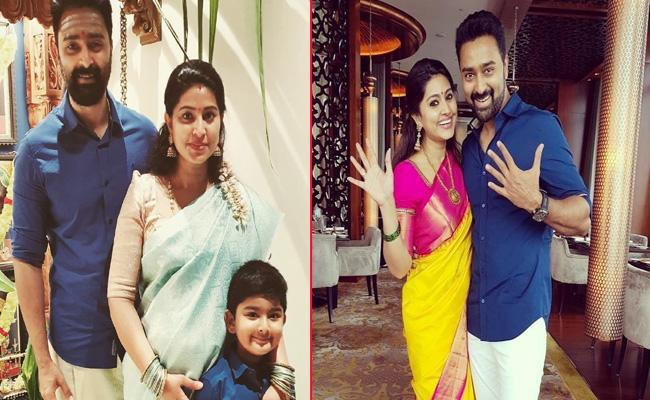 Actress Sneha Blessed With Baby Girl - Sakshi