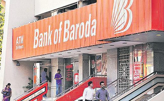 Rs 1407 Crore Loss For Bank Of Baroda - Sakshi