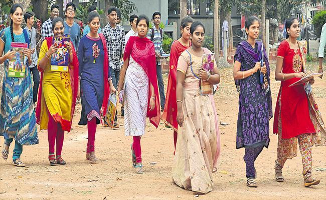 Modern Syllabus in Degree Honours - Sakshi