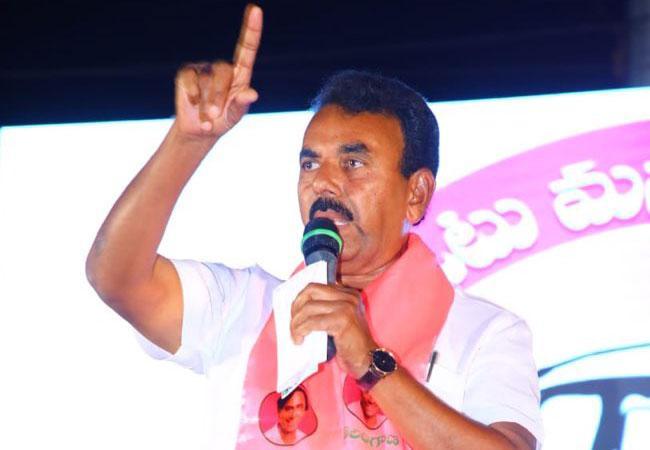 Telangana Municipal Election: KTR Call to Jupally Krishna Rao - Sakshi