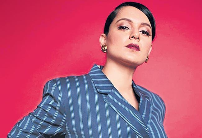 Kangana Ranaut to play air force pilot in war film Tejas - Sakshi