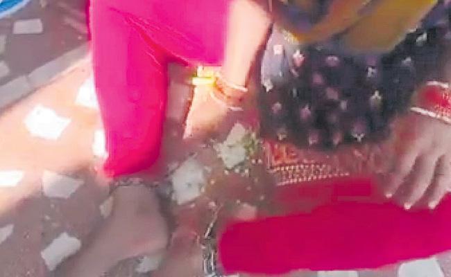 Torture On Elderly People In Old Age Home At Keesara - Sakshi