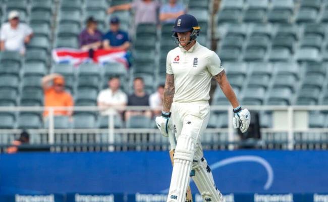 ENG Vs SA: Ben Stokes Abuses Fan After Dismissal In 4th Test - Sakshi