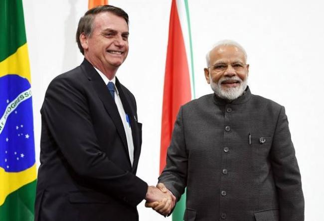 Republic Day chief guest Brazilian President Jair Bolsonaro - Sakshi