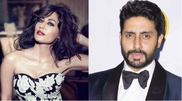 Abhishek Bachchan, Chitrangada Singh begin shoot of Bob Biswas - Sakshi