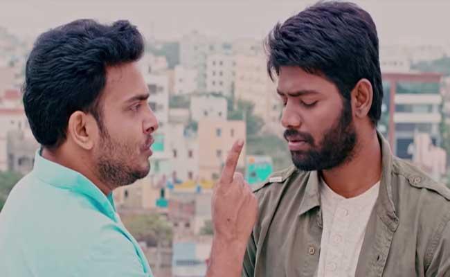 DubSmash Telugu Movie Official Trailer Out - Sakshi