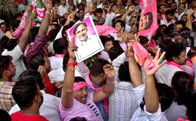 Municipal Elections TRS Won All Municipalities In Nizamabad - Sakshi